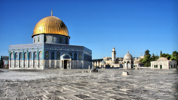 Dome of Jerusalem